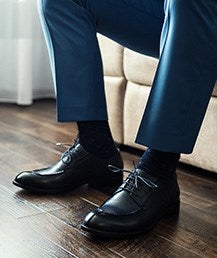 Dress Shoes + Loafers