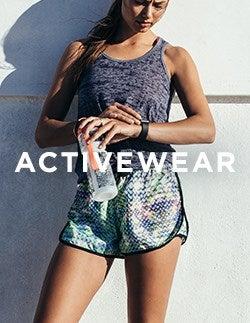 Women's Activewear MW