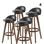 Sets of 4 Bar Stools