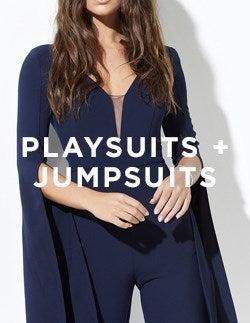 Playsuits + Jumpsuits