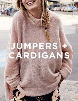 Jumpers + Cardigans