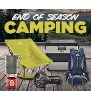 End of Season Camping