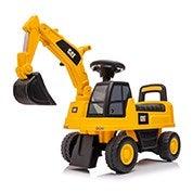 Push Diggers & Tractors