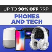 Click Frenzy Phones & Tech Sale
