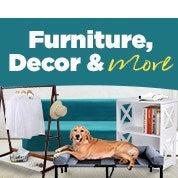 Furniture, Decor & More Sale