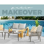 The Patio Makeover