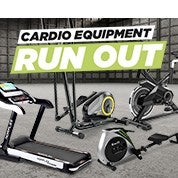 Cardio Equipment Run Out