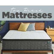 Our Top Rated Mattresses