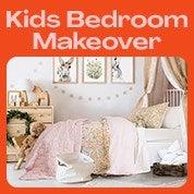 Kids Bedroom Makeover