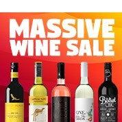 Massive Wine Sale
