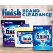 Finish Brand Clearance