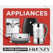 Free Shipping Frenzy: Appliances