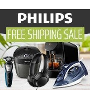 Philips Free Shipping Sale