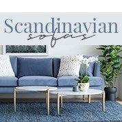 Scandinavian Sofas