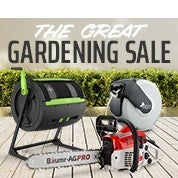 Great Gardening Sale