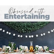 Obsessed With Entertaining