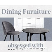 Obsessed With Entertaining: Dining Furniture