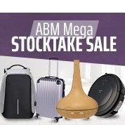 ABM Mega Stocktake Sale