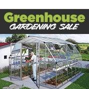 Greenhouse Gardening Sale