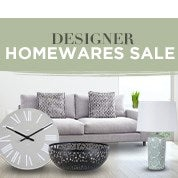Designer Homewares Sale