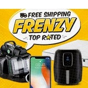 Free Shipping Frenzy: Top Rated