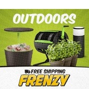 Free Shipping Frenzy: Outdoors