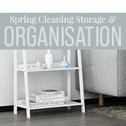 Spring Cleaning Storage & Organisation Sale