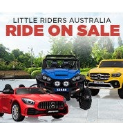 Little Riders Australia Ride On Sale