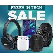 Fresh In Tech Sale