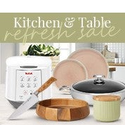 Kitchen & Table Refresh Sale