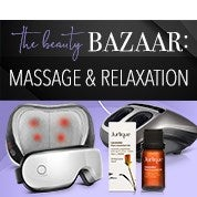 The Beauty Bazaar: Massage & Relaxation