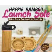 Happie Bamboo Launch Sale