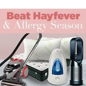 Beat Hayfever & Allergy Season