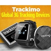 Trackimo Global 3G Tracking Devices