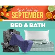 Best of September: Bed & Bath