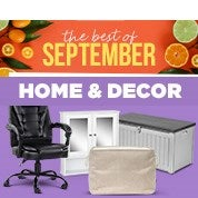 Best of September: Home & Decor