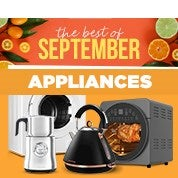 Best of September: Appliances