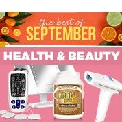 Best of September: Health & Beauty