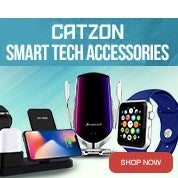 Catzon Smart Tech Accessories