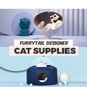Furrytail Designer Cat Supplies