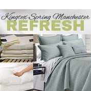 Kingtex Spring Manchester Refresh