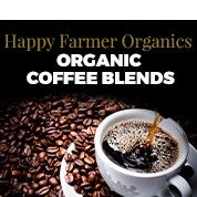 Happy Farmer Organics Organic Coffee Blends