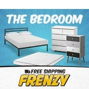 Free Shipping Frenzy: The Bedroom