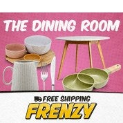 Free Shipping Frenzy: The Dining Room