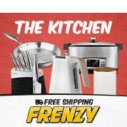 Free Shipping Frenzy: The Kitchen