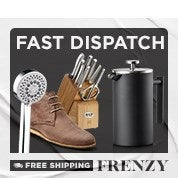 Free Shipping Frenzy: Fast Dispatch