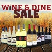 Wine & Dine Sale