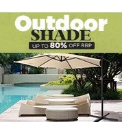 Outdoor Shade Up To 80% Off RRP