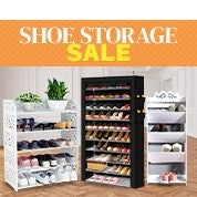 Shoe Storage Sale