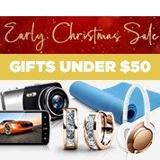 Early Christmas Sale: Gifts Under $50